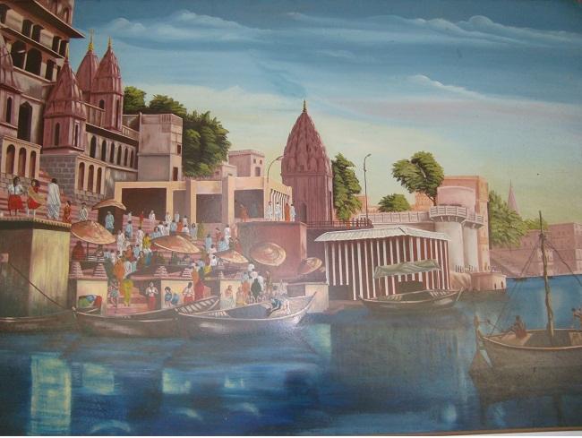 Varanasi History