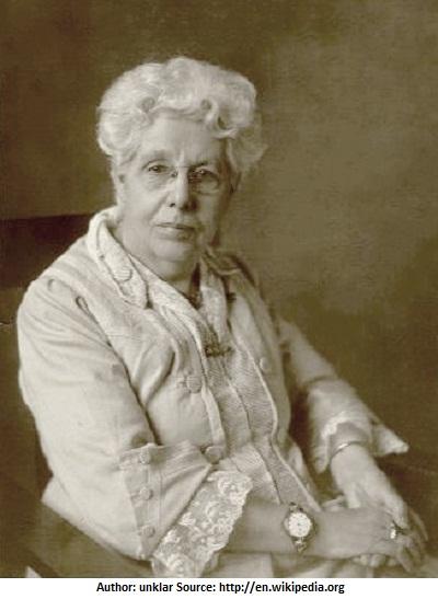Annie Besant in 1922