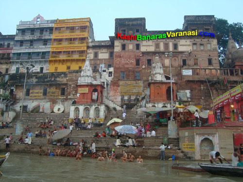 Varanasi Ghats - 3