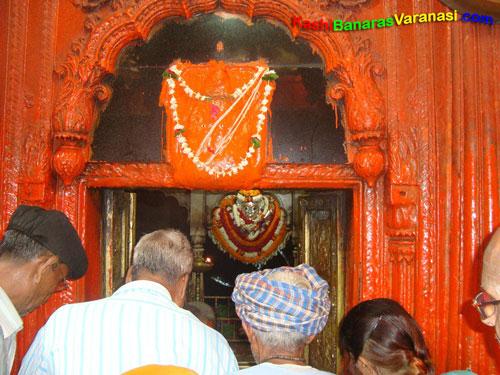 Kalbhairav Temple Varanasi