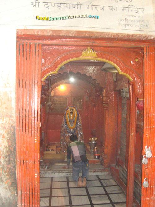 Kal Bhairav Varanasi