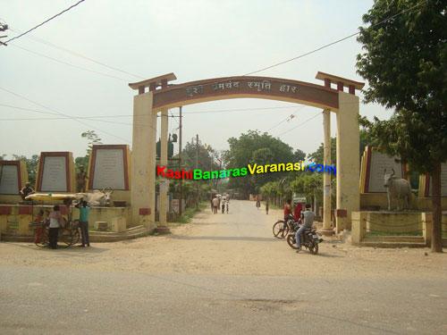 Munshi Premchand Lamhi Village