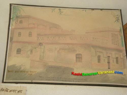 House build by Munshi Premchand