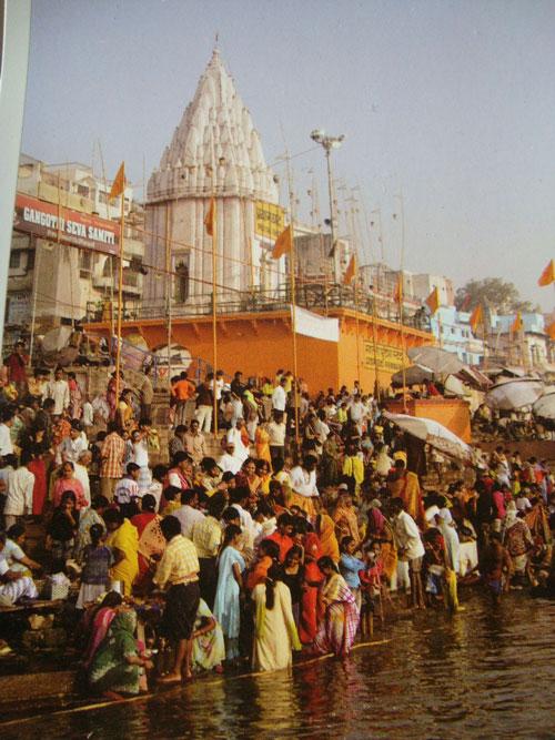 Dashaswamedh Ghat Benaras