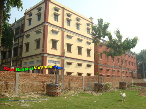 DAV PG College Building