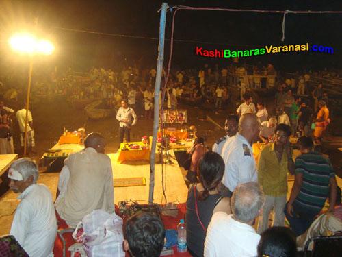 Ganga Arti Varanasi
