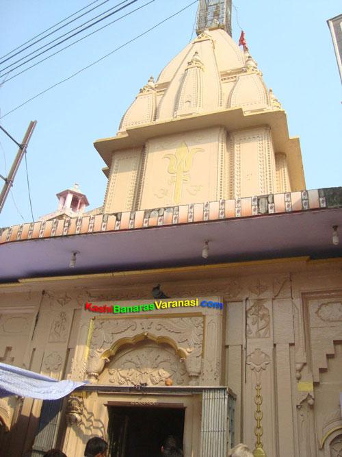 Mrityunjay Mahadev Temple Varanasi