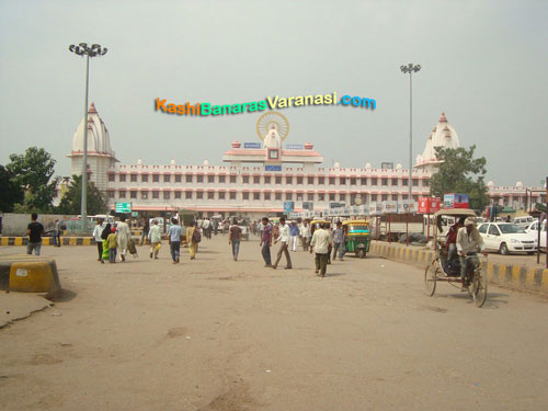 Railway Station Photo