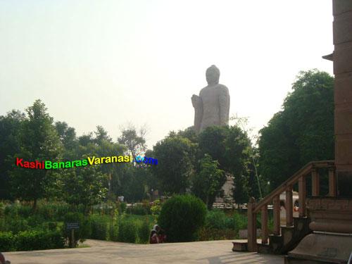 Buddha Temple Benares