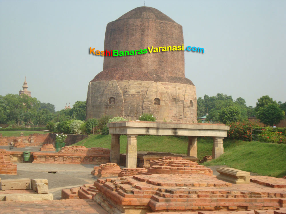 Sarnath Pillar Stupa Museum and Tourism Information