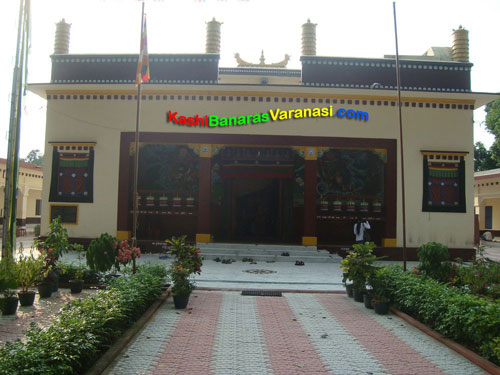 Tibetan Boddhist Monastery