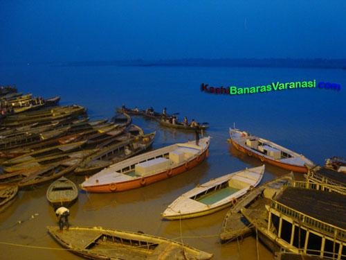Ghats of Varanasi -1