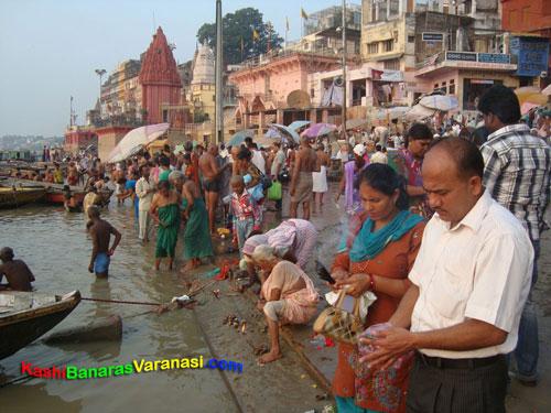 Varanasi Ghats - 2