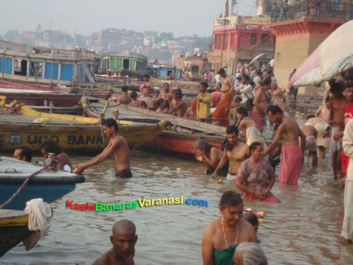 Varanasi Ghats - 4