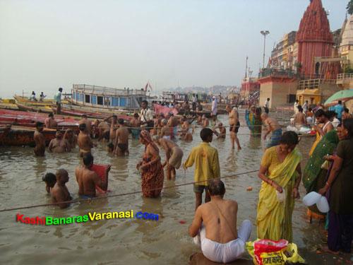 Varanasi Ghats - 17