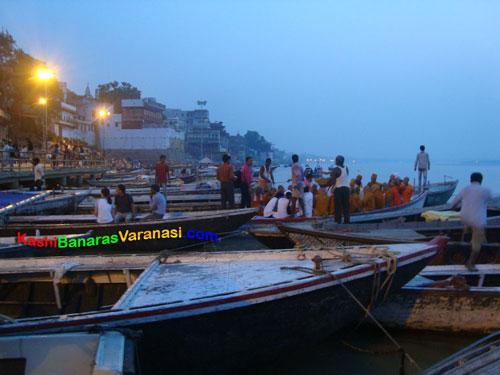 Ghats of Varanasi -3