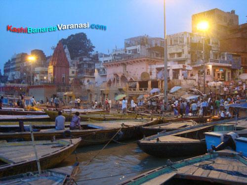 Varanasi Ghats - 7