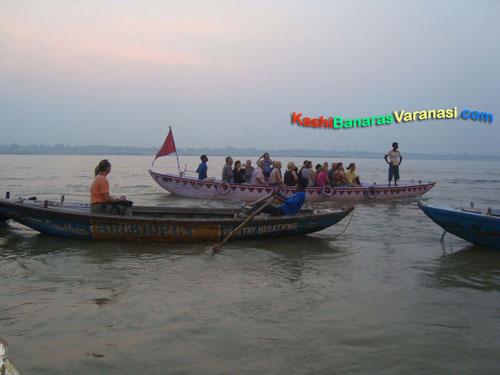 Ghats of Varanasi -4