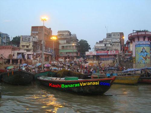 Varanasi Ghats - 14