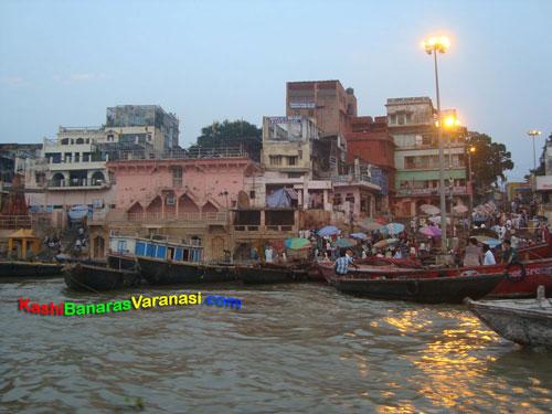 Varanasi Ghats - 8